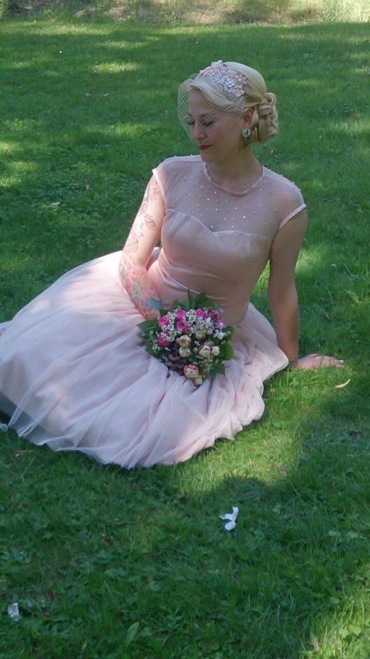 Marlenes Töchter Hochzeitsbekleidung