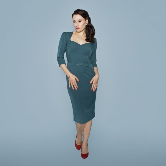 Kleid VALERIA Langarm