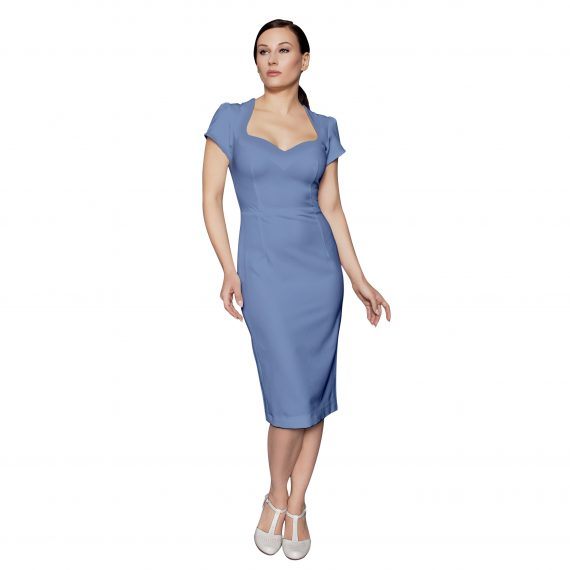 Kleid VALERIA in vielen Farben