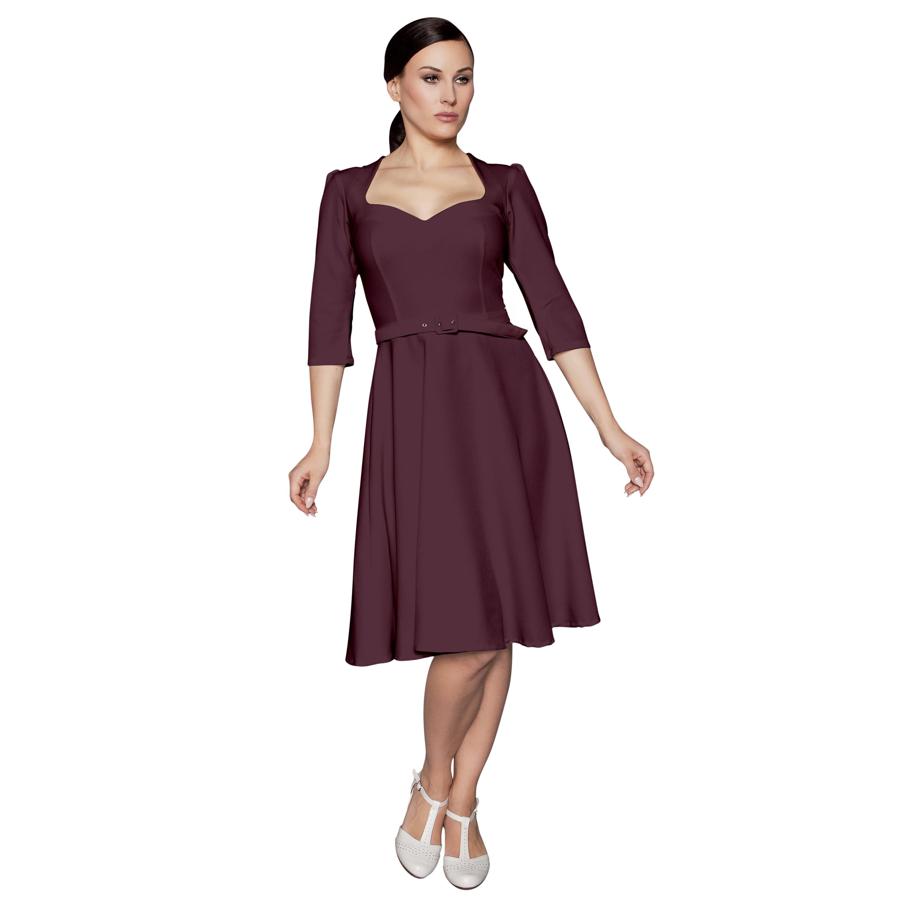 Kleid VALENTINA in vielen Farben – Marlenes Töchter