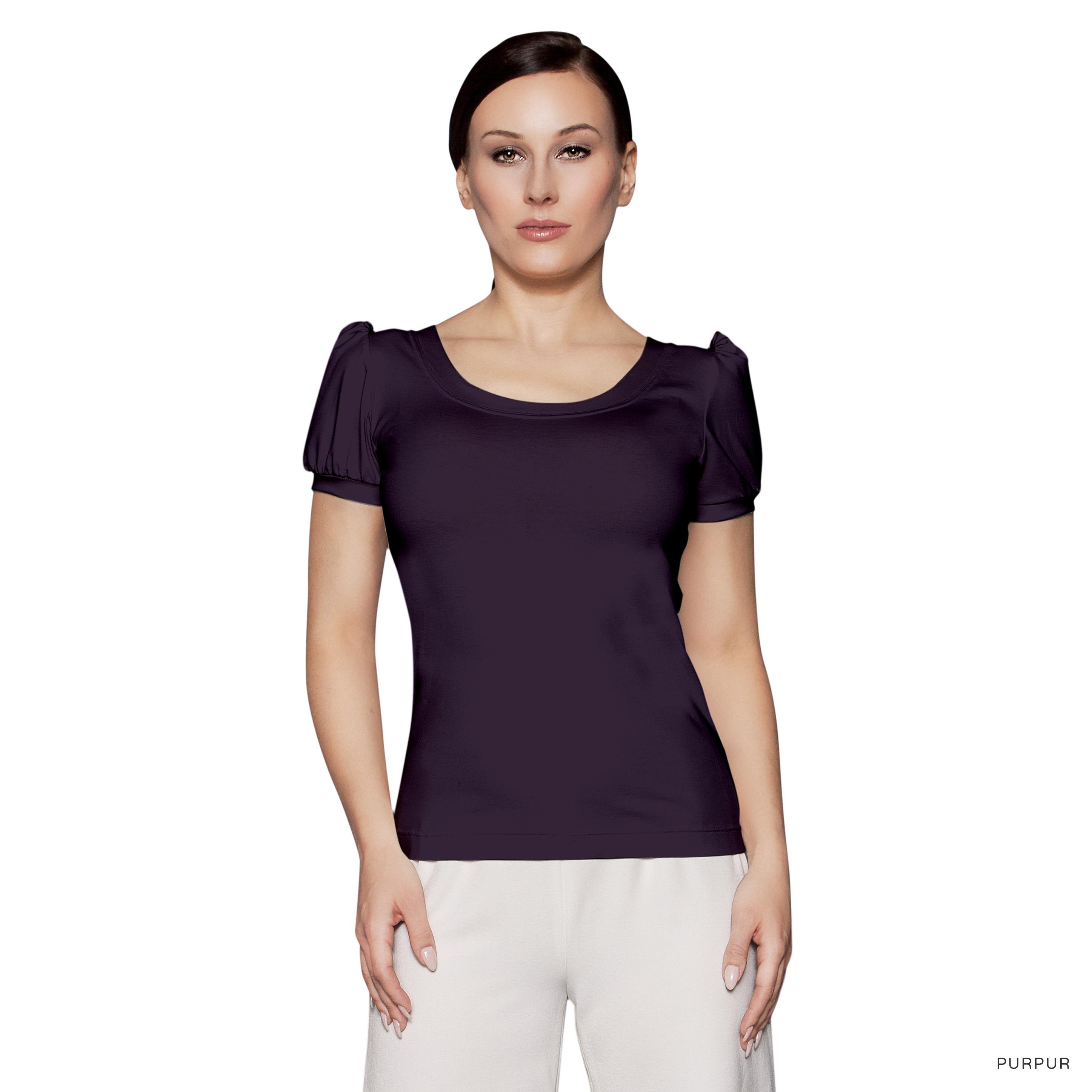 Shirt ELLA purple