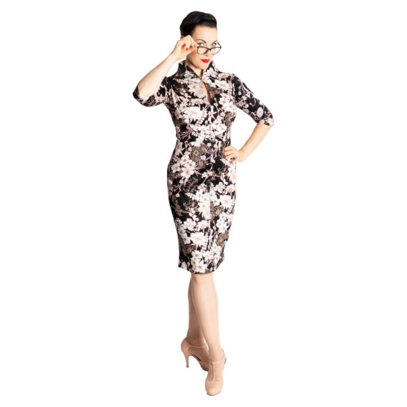 Kleid EVE chinoisery