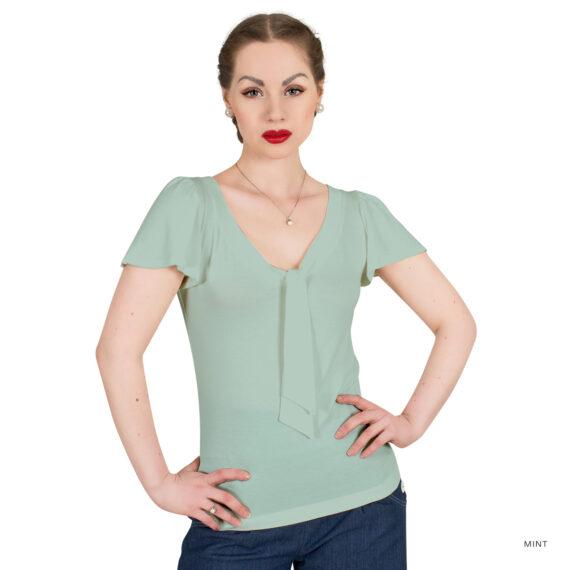 Shirt SOFIA mint